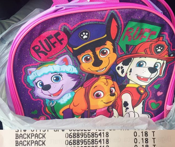 18¢ Backpacks… WHAATTTTT?!?