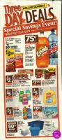 10/29 – 11/4 Dollar General Early Ad Scan