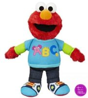 **TODAY ONLY** Sesame Street Talking ABC Elmo – 50% off ~ ONLY $9.99!