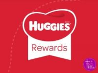 Don't forget to Sign up for Huggies Rewards and Earn Points from All those Diaper Purchases!