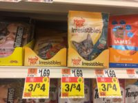 Meow Mix Irresistibles just 33 cents at Stop & Shop!!