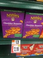 WOW! BIG Box of Annie's Bunnies just 69 cents at Stop & Shop!