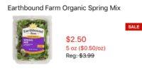 ShopRite: Earthbound Organics- $1.49 (through 10-14)