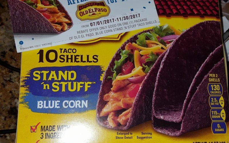 FREE Stand & Stuff Taco Shells!!