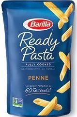 Barilla Ready Pasta ONLY 25¢ at Market Basket 10/22 ~ 10/28!