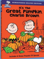 FREE Great Pumpkin DVD