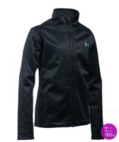 75% Off Girls Under Armour Softshell jacket