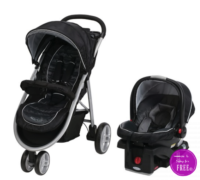 SAVE OVER $150 on Graco Travel System at Target with FREE Gift Card!! (10/15-10/21)