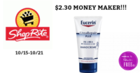 WHOO HOO!! $2.30 Money Maker on Eucerin Hand Cream at ShopRite!!