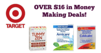 OVER $16 in Money Makers at Target! (thru 10/28)