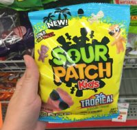 67¢ Sour Patch Kids with ONLY a Digital Coupon! EASY!