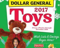 Dollar General 2017 Toys Ad!