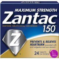 Zantac Only $2.99 at Stop & Shop