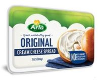 FREE Arla Cream Cheese at Stop & Shop!