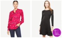 FREE $45 Item from Ann Taylor!!!