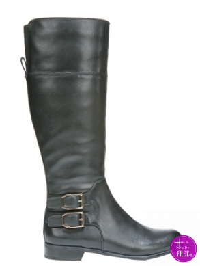Franco Sarto Leather Boots for only $24.95!!!  RUN!!!!