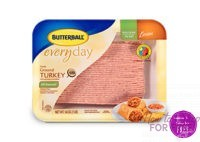Butterball Ground Turkey for 2 quarters!!!