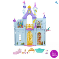 WOWZA!  HUGE Savings on Princess Castle!!