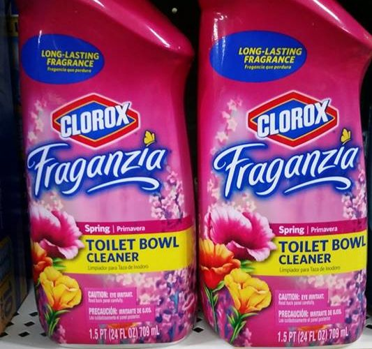 Clorox Fraganzia Only $1.35 at Dollar General
