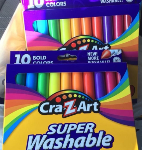 10¢ Cra-Z-Art Markers!!!