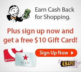 ebates sign up