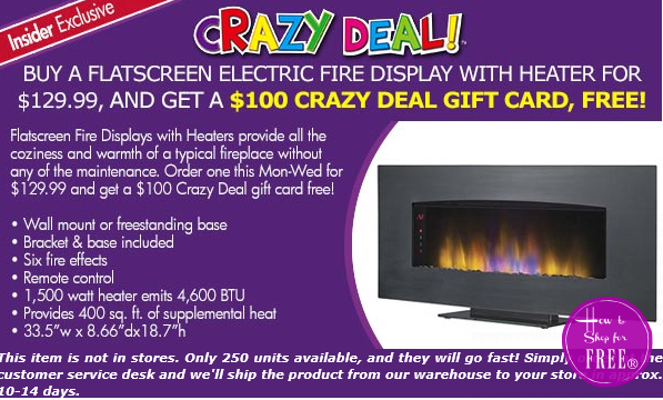 Stylish Heater UNDER $30 at Job Lot! (10/16-18 only)