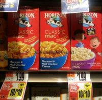 FREE Horizon Mac & Cheese at Stop & Shop!