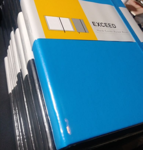 Hardcover Journals from 75¢ at Walmart!!