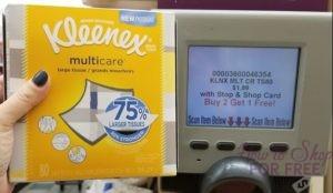 3 FREE Kleenex at Stop & Shop!