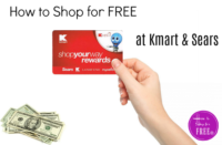 How to Shop for FREE at Kmart and Sears!!