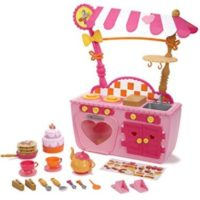 **HOT** Toy Deal ~ Lalaloopsy Magic Play Kitchen and Café ~ ONLY $15.11!!