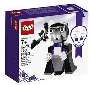LEGO Creator Halloween Vampire and Bat ~ ONLY $7.99!