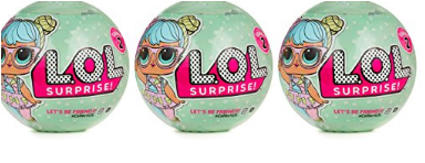 LOL Suprise DOlls in Stock!  Hurry!