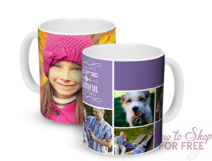 $.99 Photo Mugs – Just Pay for Shipping!