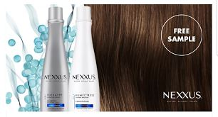 Free Samples of Nexxus Therappe and Humectress Hair Care!