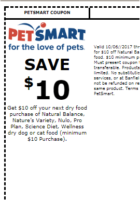 More FREE Dog or Cat Food w/ PetSmart Printable Coupon!!!!!