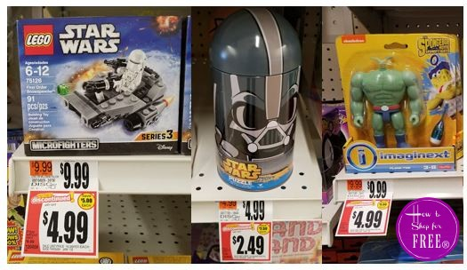 Toy Clearance at Stop & Shop! ~Stock up for Christmas!