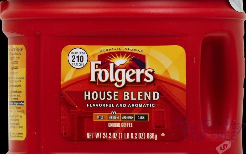 24.2oz Folgers Cans… 2 for $6.82!!!!! WOW