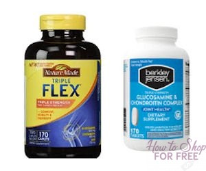 LAST CALL: Glucosamine Class Action = Free $$ or Products!