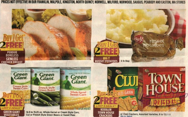 Big Y Ad Scan 11/16 – 11/22