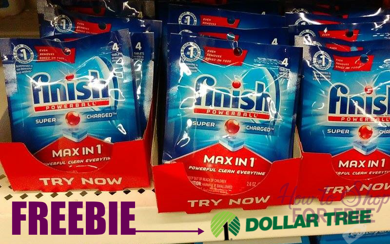 FREE Finish Max in 1~ WOWZA.. Stock Up!!