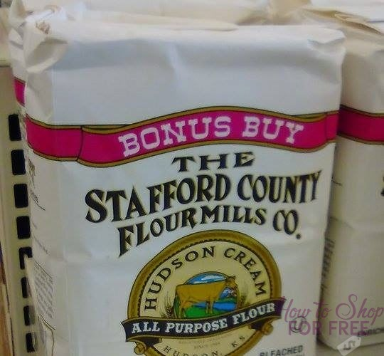 4lb. Flour for $1.00~ Stock Up for Holiday Baking!
