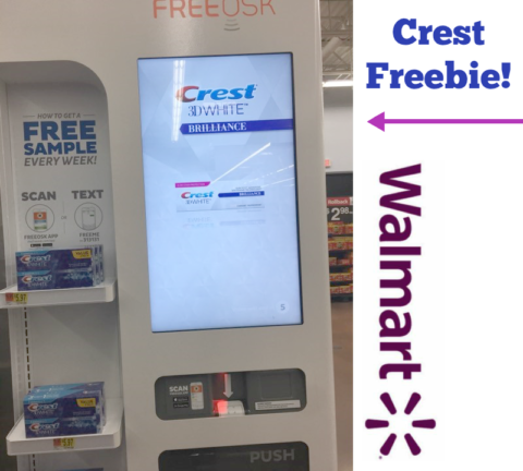 Crest freebie! | how to shop for free with kathy spencer.