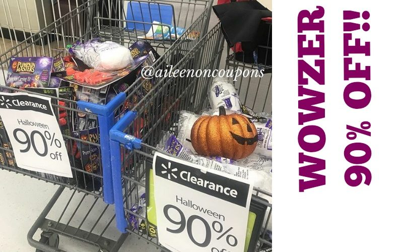 90% OFF Halloween at Walmart! WOW