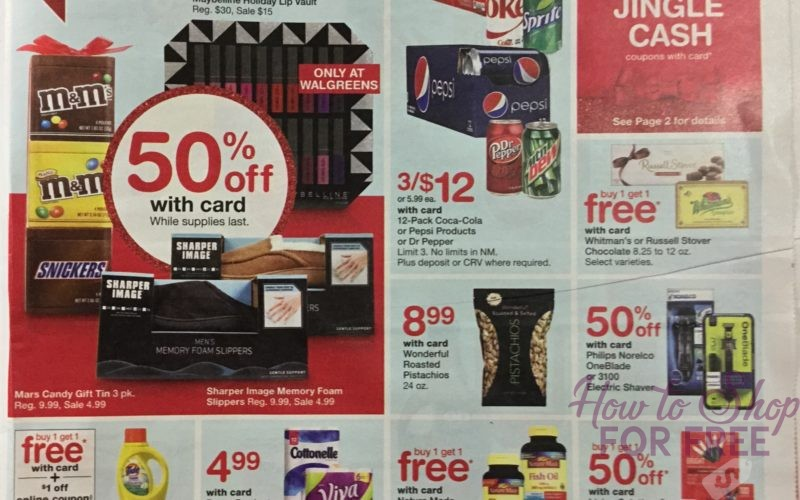 Walgreen's Ad Scan 11/26 – 12/2