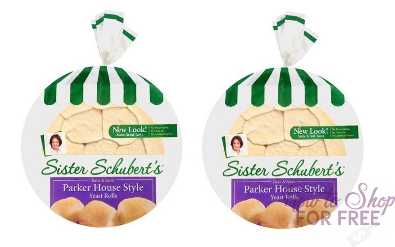 Delicious Dinner Rolls~ Sister Schubert only $1.88!