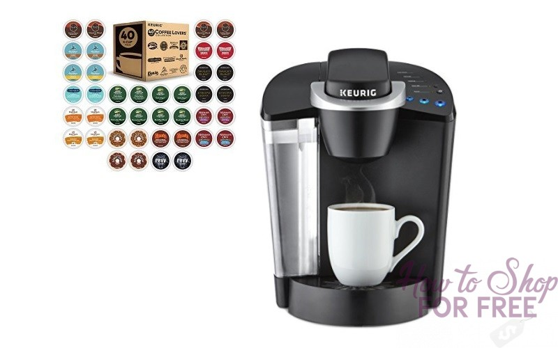 $60 Keurig Bundle~ K55 Brewer & 40ct K-Cups!!!!