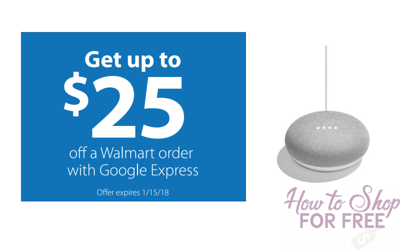 $4 Google Home Mini with HOT BF Offer!!!!