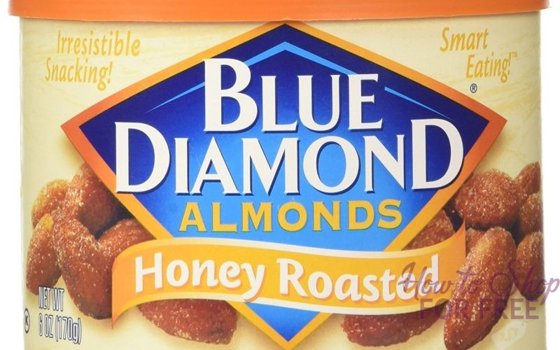 Blue Diamond Almonds only $1.99! Delish Deal!