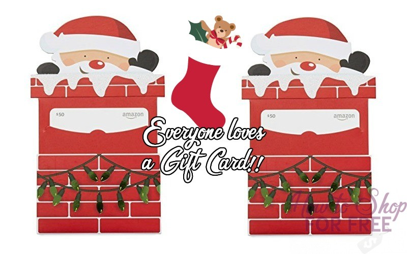 For the Picky Person on Your List~ Grab a Gift Card!!